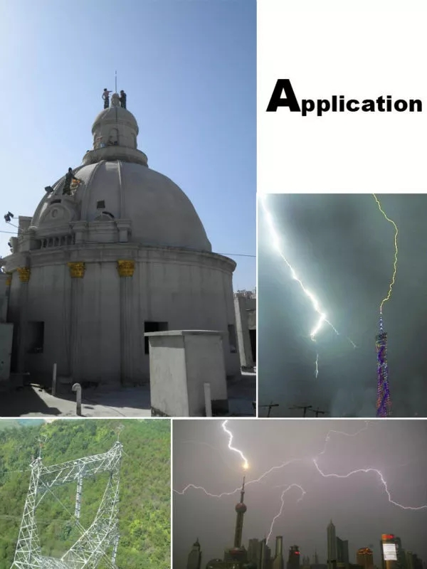 lightning rod application