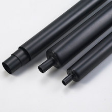 STRESS CONTROL HEAT SHRINKABLE TUBING